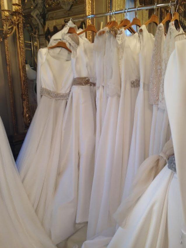 coleccion novia 2015 Laura Monge Atelier, wedding planner Madrid