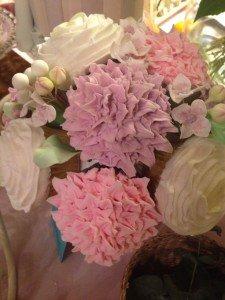 Love & Vintage, adornos florales bodas
