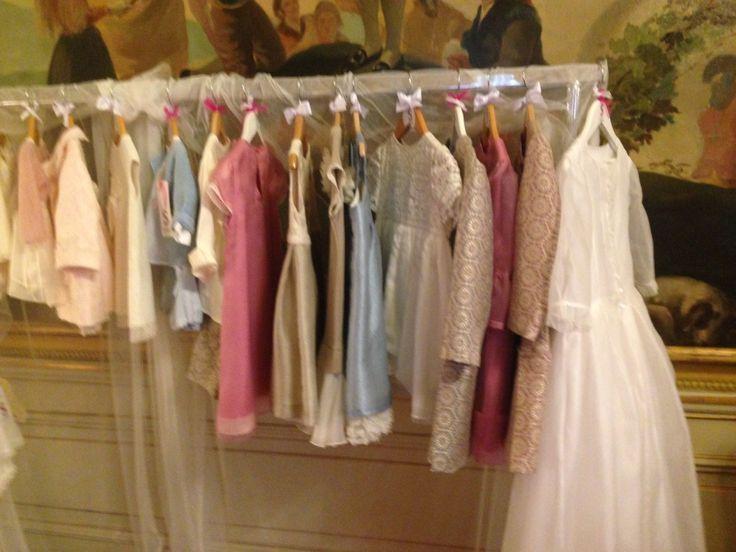 El sueño de Carlota, vestuario infantil para grandes ocasiones, bodas y celebraciones