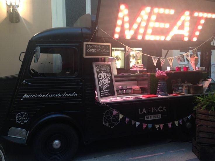 Meat Truck, ideas de boda vintage