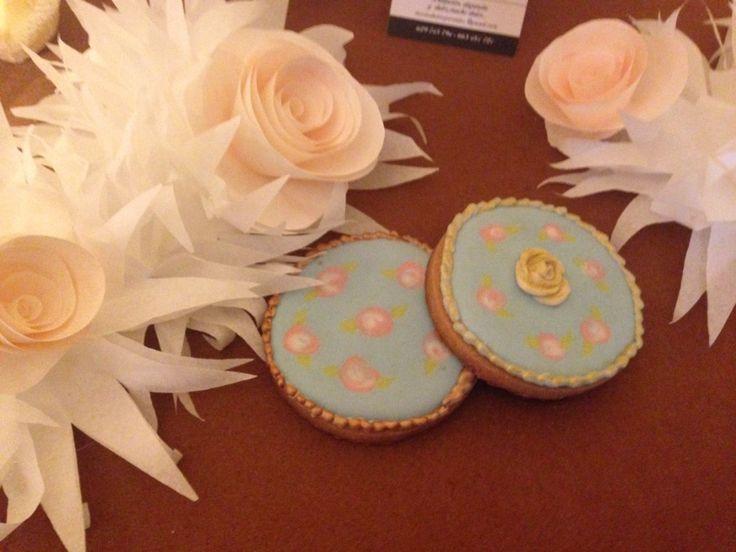 Love & Vintage, galletas personalizadas boda
