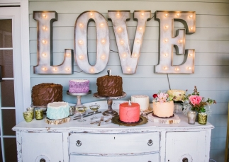 letras gigantes, candy bar, tendencias boda 2015, wedding planner Madrid, wedding planner Spain