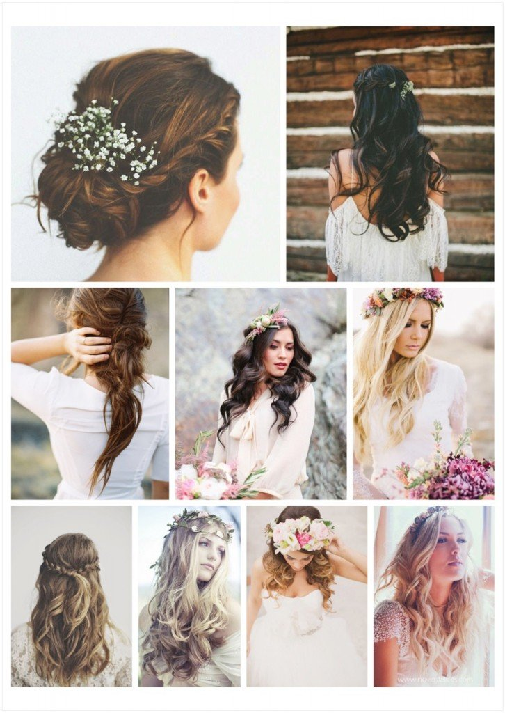 tendencias peinado novias 2015, tendencias bodas 2015, wedding planner Madrid, wedding planner Spain
