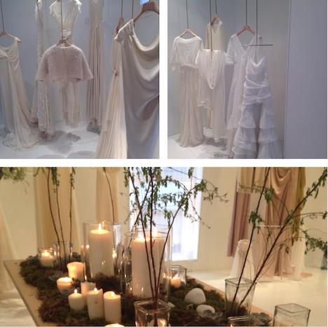 coctel Cortana Madrid, diseño novias, tendencias de novia 2015