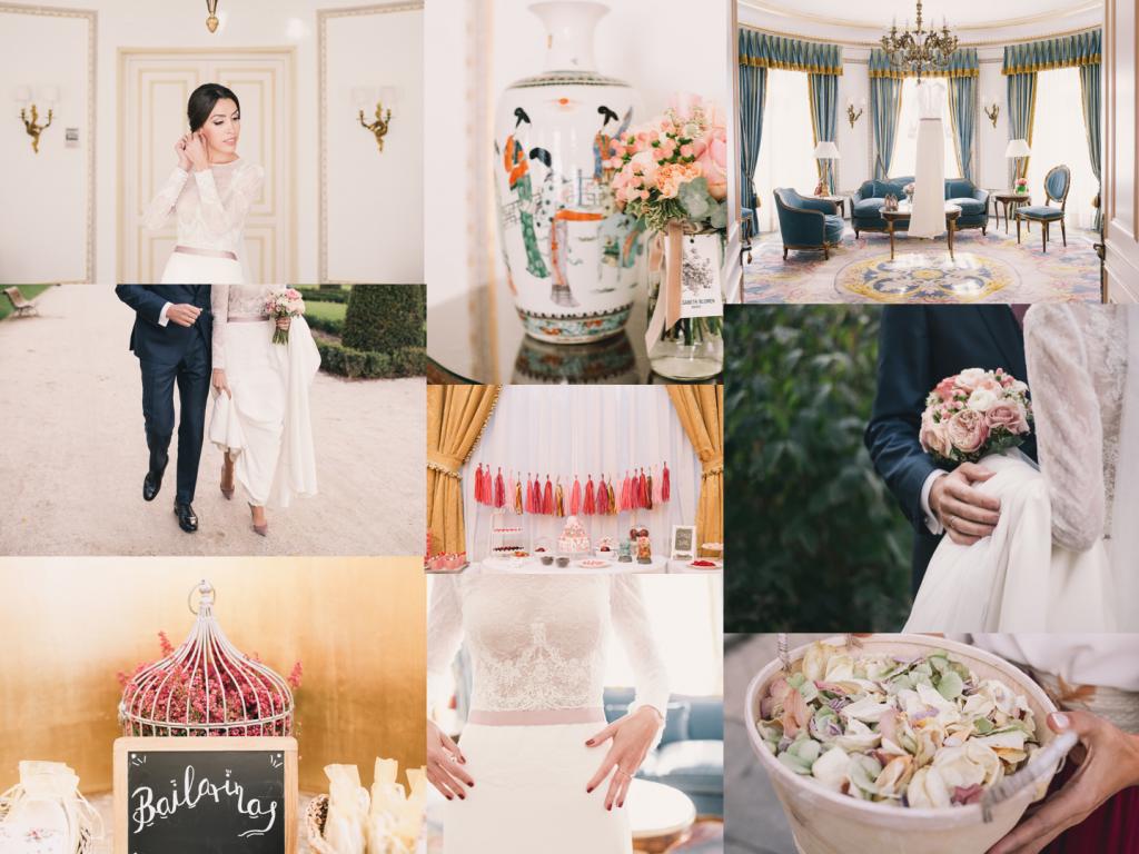 Boda urbana y elegante en el hotel Ritz de Madrid by Tu Día Perfecto Wedding Planner