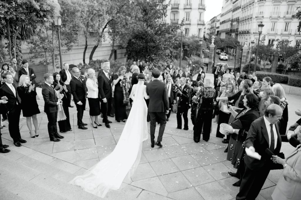 Boda urbana y elegante en el hotel Ritz de Madrid by Tu Día Perfecto Wedding Planner.