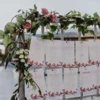 Decoración de bodas, seating plan, bodas a medida, wedding planner madrid, bodas en el campo