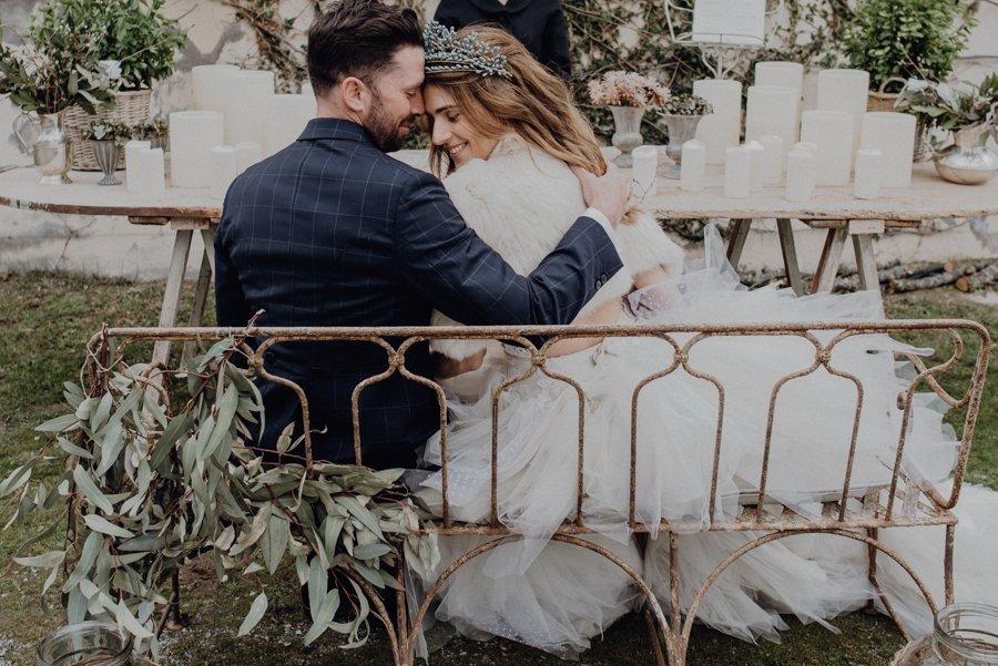 BODA EN LA NIEVE, Boda de invierno, decoración de bodas, ceremonia civil en el campo,boda en Segovia, Destination Wedding Spain, bodas Tu Día Perfecto,