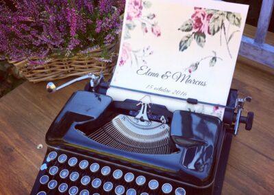 Papelería para boda - Invitación